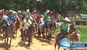 MACHADINHO: Confira as fotos da 1ª cavalgada entre amigos do Bar do Zeca no distrito de 5º Bec